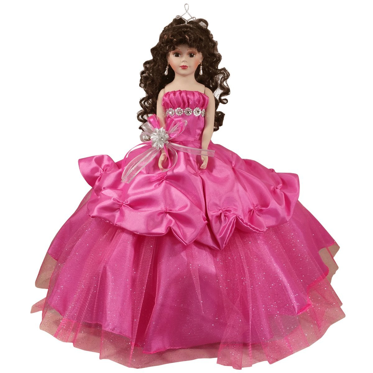 Mis Quince Quinceanera Doll 24 Inches Q2124 (Add arch to doll) by Quinceanera