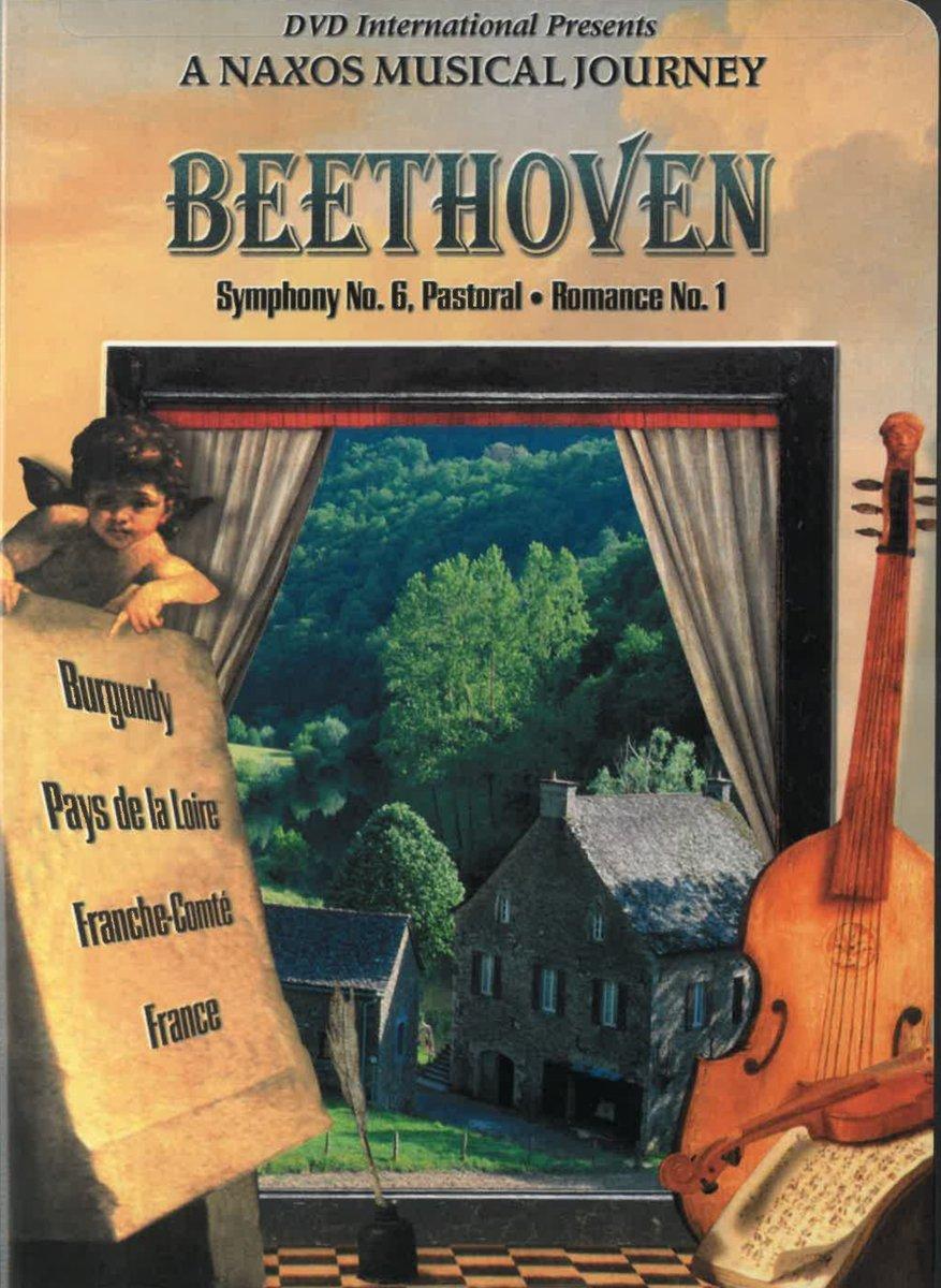 DVD : NAXOS MUSICAL JOURNEY - Beethoven /  Symphony 6 Pastoral O Romance 1 (DVD)
