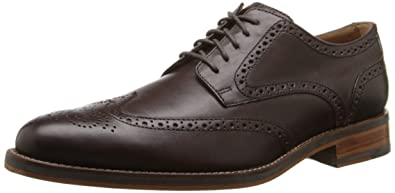 Cole Haan Men's Madison Grand Wing Oxford Dark Brown, ...