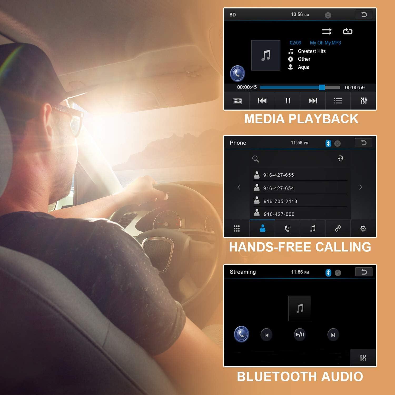 Boss Audio Systems BV9364B 320W Bluetooth Negro Receptor Multimedia para Coche - Radio para Coche (15,8 cm (6.2