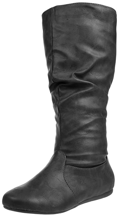 Amazon Enimay Womens Winter Fashion High Mid Calf Slouchy