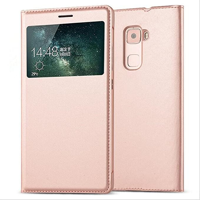 Huawei Mate S Protect - Carcasa para Huawei Mate S, con Tapa ...