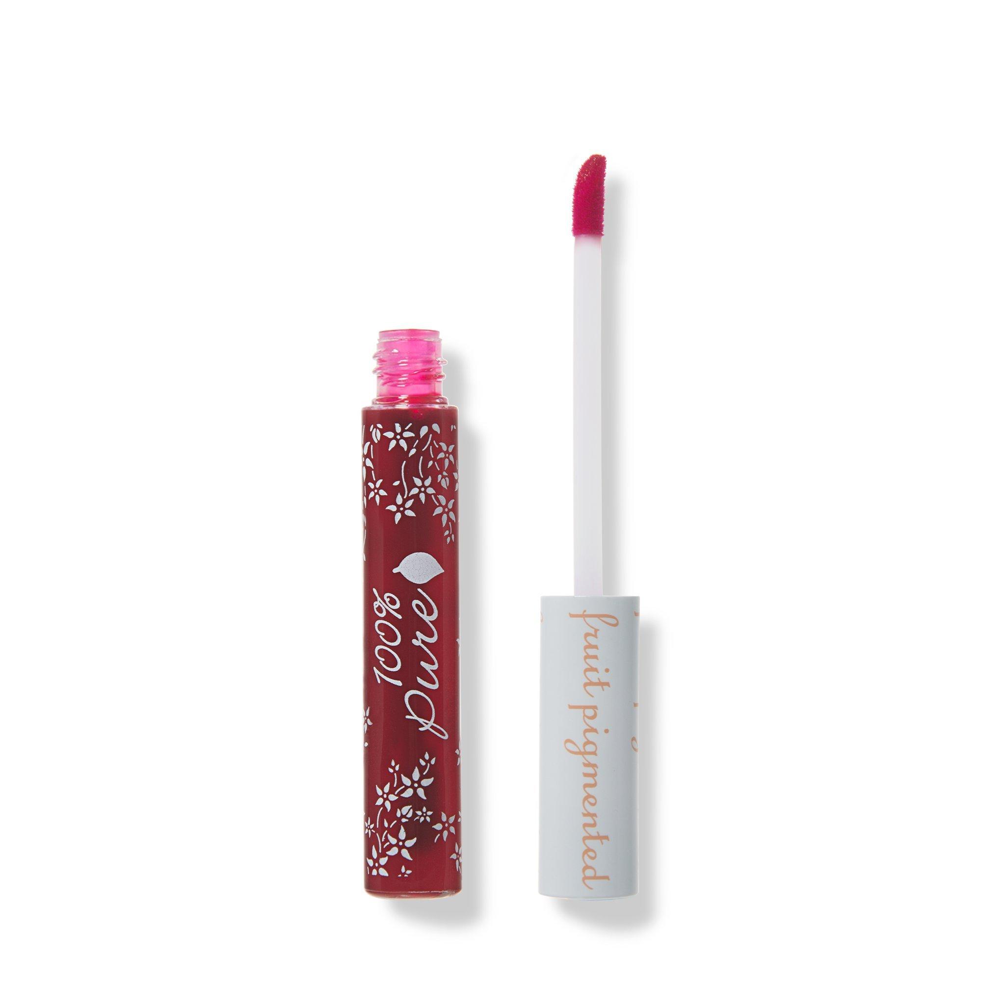 100% Pure Lip and Cheek Stain, Cherry