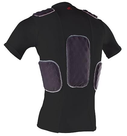 171fe80f99ab Amazon.com   Cramer Lightning 5 Pad Football Shirt   Sports   Outdoors