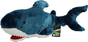 "Fiesta Toys Large Blue Shark Plush Stuffed Animal Toy 29.5"""