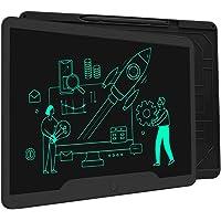 Richgv Tableta de Escritura LCD 15 Pulgadas, Pizarra Digital Talla Grande, Pizarra Electrónica para Dibujar, Tableta…