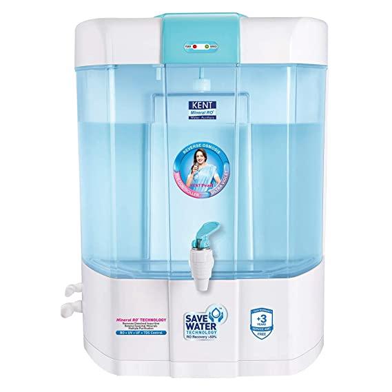 9766692435d Kent Pearl 8-Litre Mineral RO+UV+UF Water Purifier  Amazon.in  Home    Kitchen