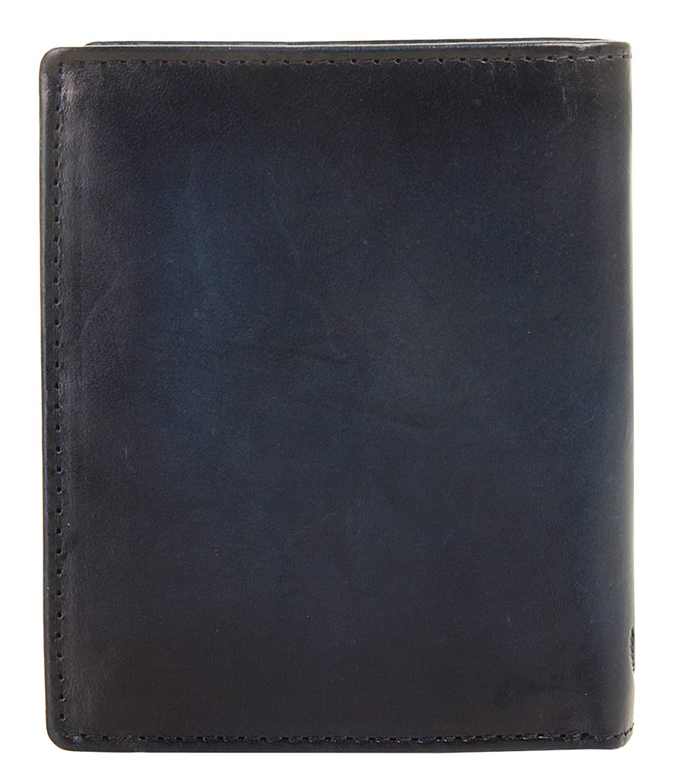 6bad495f204db ... Bugatti Bugatti Bugatti Geldbörse Domus RFID Echt Leder blau Herren