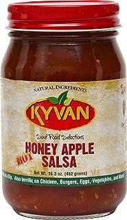 product image for KYVAN Hot Honey Apple Salsa