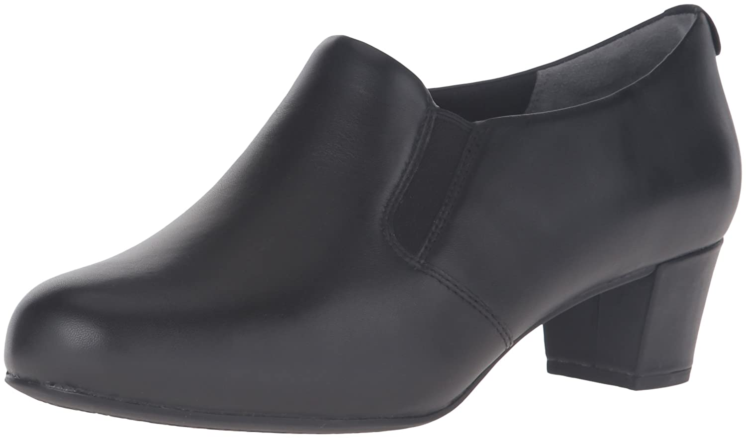 Rockport Women's Total Motion Cherene Boot B01ABRQ85W 9.5 W US|Black Leather