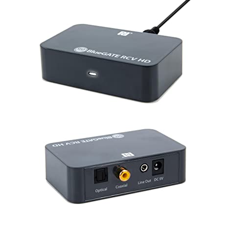 Amazon com: BlueGATE RCV HD Bluetooth Music Receiver/Adapter