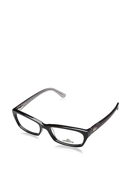 dc1b7e9b99 LACOSTE Eyeglasses L2687 001 Black 52MM  Amazon.ca  Clothing   Accessories