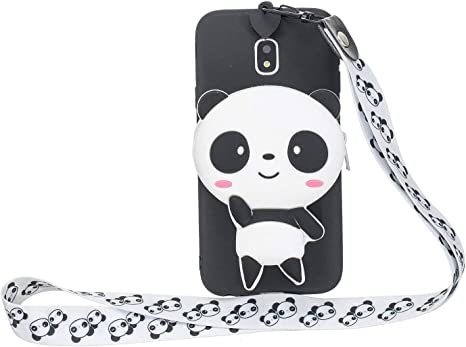 cover samsung j3 2017 panda