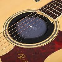 Alomejor Cubierta para Agujero de Guitarra humidificador, secador
