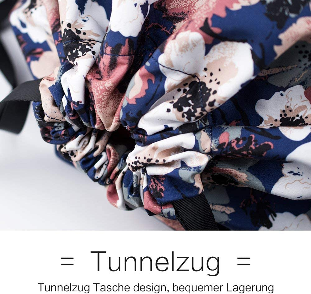 Turnbeutel Rucks/äcke Mittelschule Rucksack Schultasche Mann Damen Sporttasche f/ür M/ädchen Junge und Strandreisen Fitnessstudio