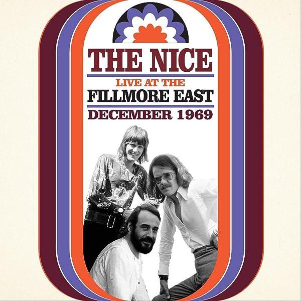 Live At The Fillmore East December 1969 de The Nice en Amazon ...
