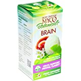 Host Defense - MycoBotanicals Brain, Mushroom and Herb Support for Mental Clarity, 60 Count