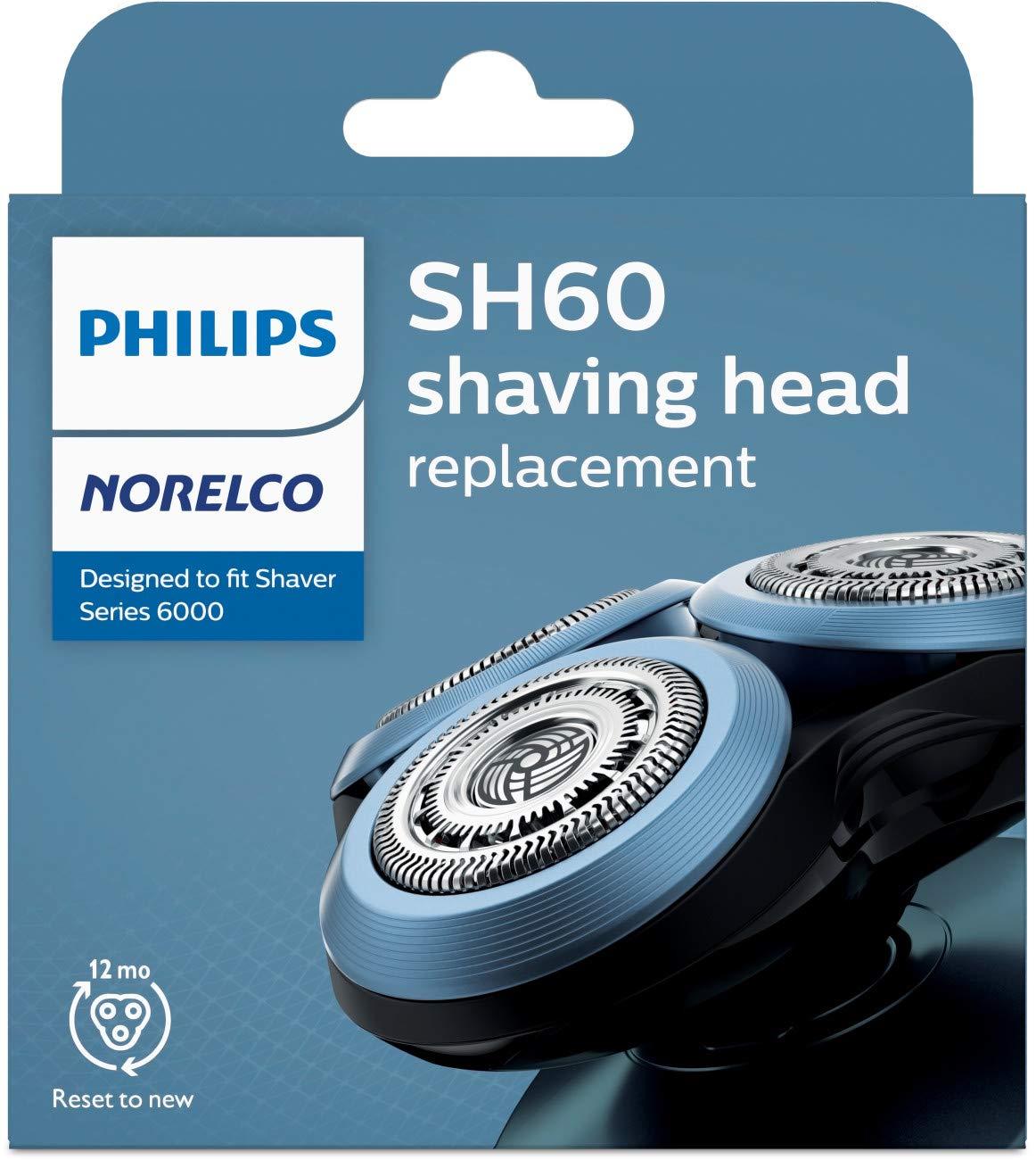 Philips Norelco Ersatzkopf für Serie 6000 Rasierer SH6072