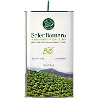 SolerRomero皇家莎萝茉特级初榨橄榄油3L(西班牙进口)-保质期至2018年2月