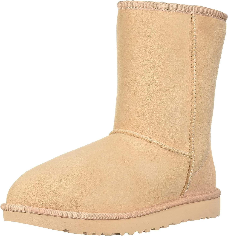UGG Classic Short II San, Zapatillas Altas para Mujer Luz Ámbar MiiOaaIm