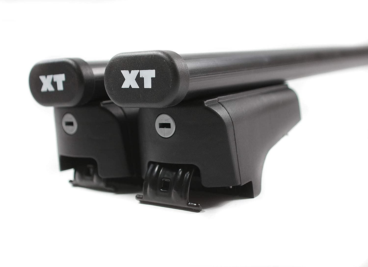 Easy to Fit Steel Roof Rack Bars Attach To Flush Rails Resistent to Tear XT Bars 61.130XT-10004