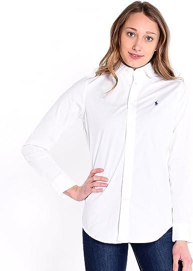 Polo Ralph Lauren V33Ig270Bg207, Blusa Para Mujer: Amazon.es: Ropa y accesorios