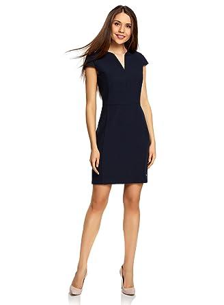 Kleid 44 v ausschnitt