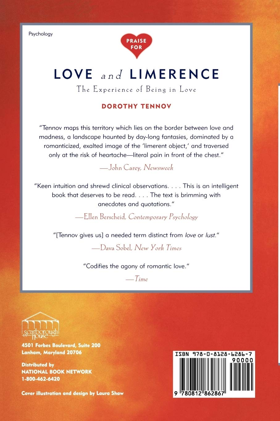 Love and Limerence: The Experience of Being in Love: Dorothy
