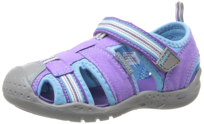 80cf4c6418a1e1 pediped Boys  Sahara Closed Toe Sandals Flex Sahara - K