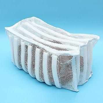 Generic ** Tenis Lavadora Secadora SNE Malla Blanca para Secar ...