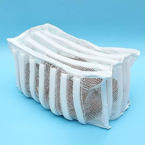 Generic ** Tenis Lavadora Secadora SNE Malla Blanca para ...