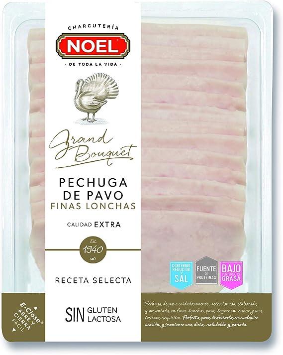 Noel Pechuga de Pavo, 170g (Refrigerado): Amazon.es ...