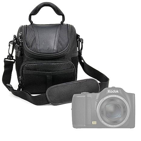 DURAGADGET Bolso para Cámara Kodak PIXPRO FZ152 Friendly Zoom ...