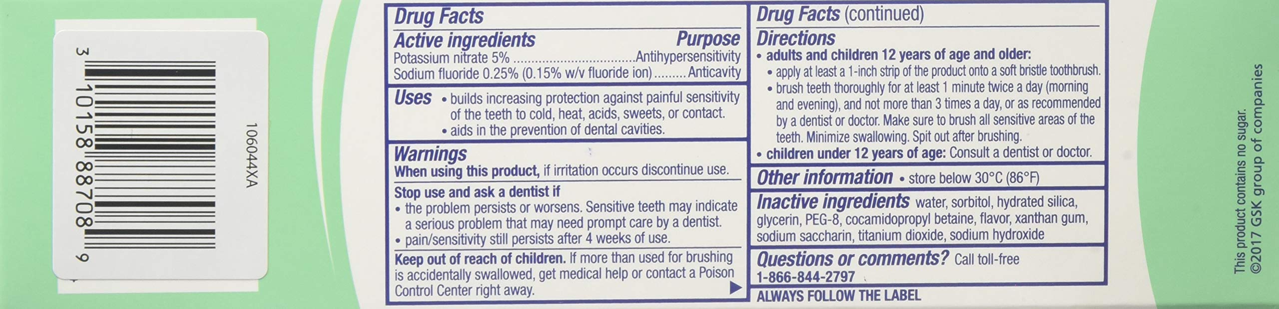 Sensodyne Pronamel Toothpaste for Tooth Enamel Strengthening, Daily Protection, Mint Essence, 4 Ounce (Pack of 3) (Packaging May Vary) by SENSODYNE PRONAMEL