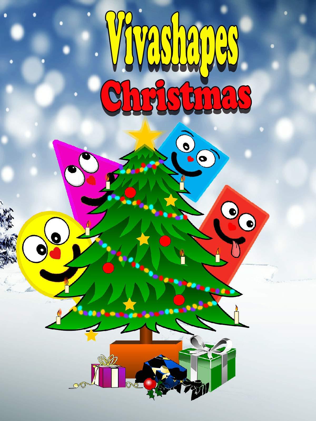 Vivashapes Christmas on Amazon Prime Video UK