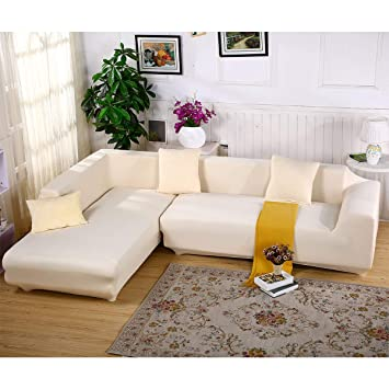 Astounding Caveen Sand Sofa Slipcover Elastic Sofa Cover Sets L Shape Spiritservingveterans Wood Chair Design Ideas Spiritservingveteransorg