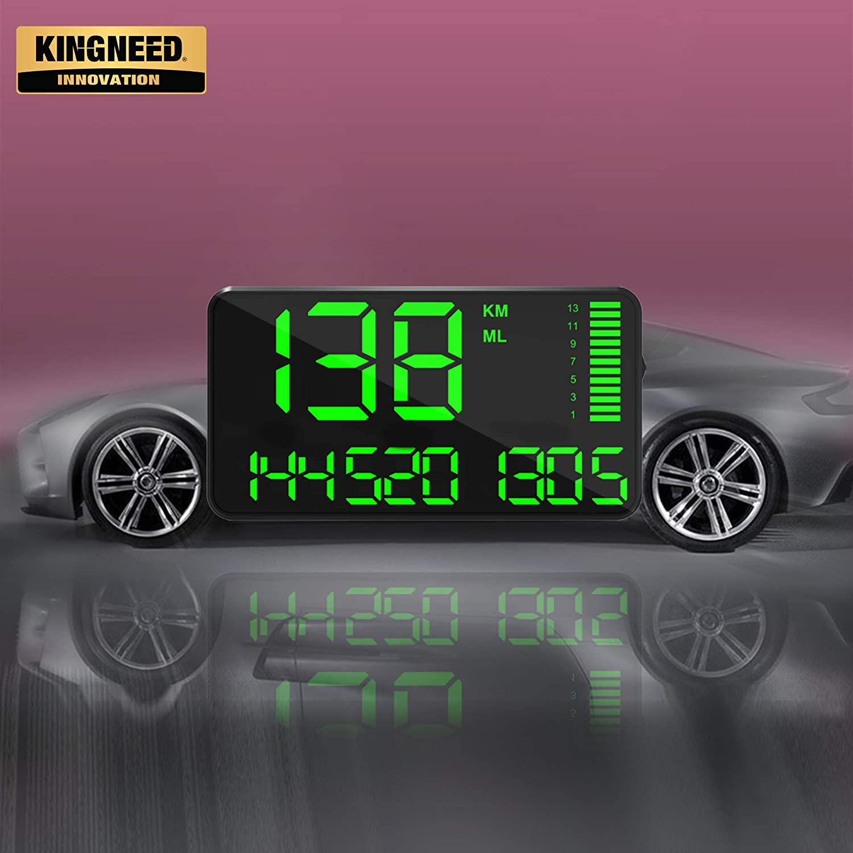 Kingneed GPS Speedometer