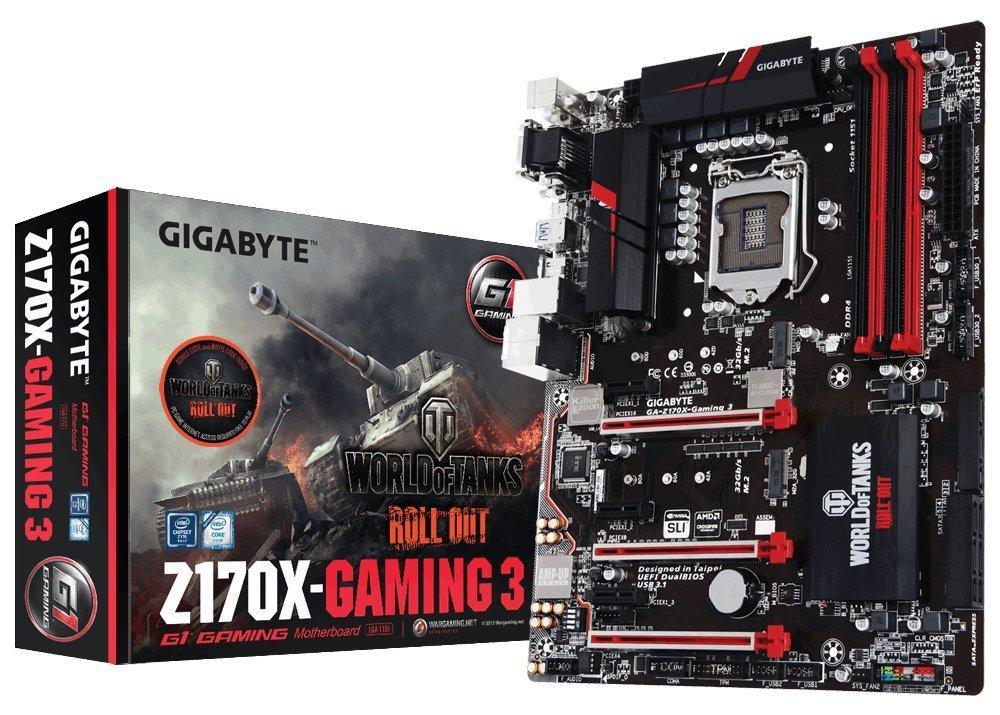 Gigabyte GA-Z170X Gaming