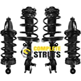 2006-2014 Honda Ridgeline Complete Struts & Shocks Assembly (Set of 4) …