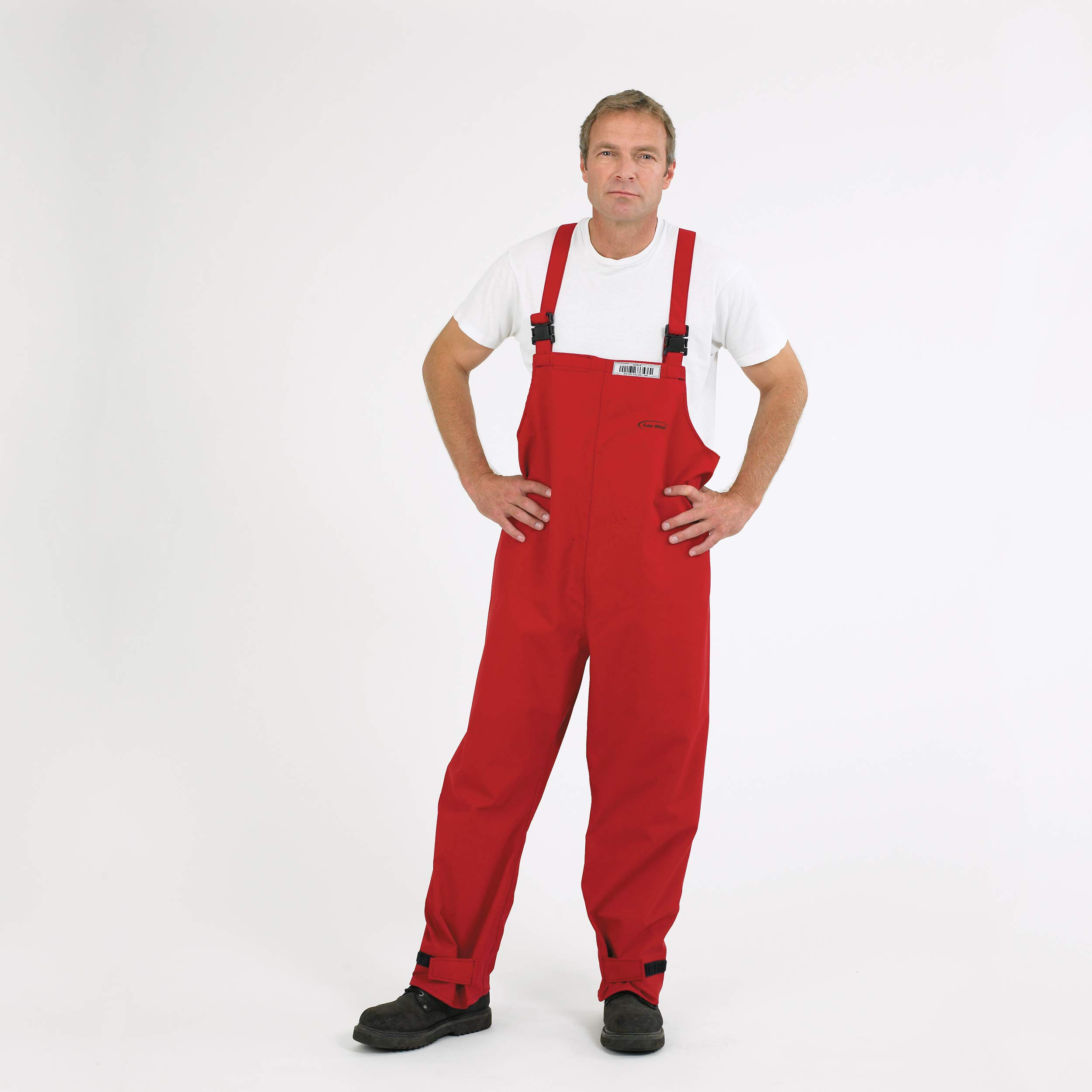 CT Industrial: Protective Bib Overall made with GORE Chemical Splash Fabric - XXXL