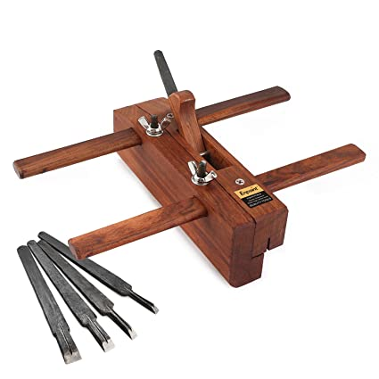 Rabbet Plane EnPoint Hand Wood Planer Pro DIY Plough Slot Grooving