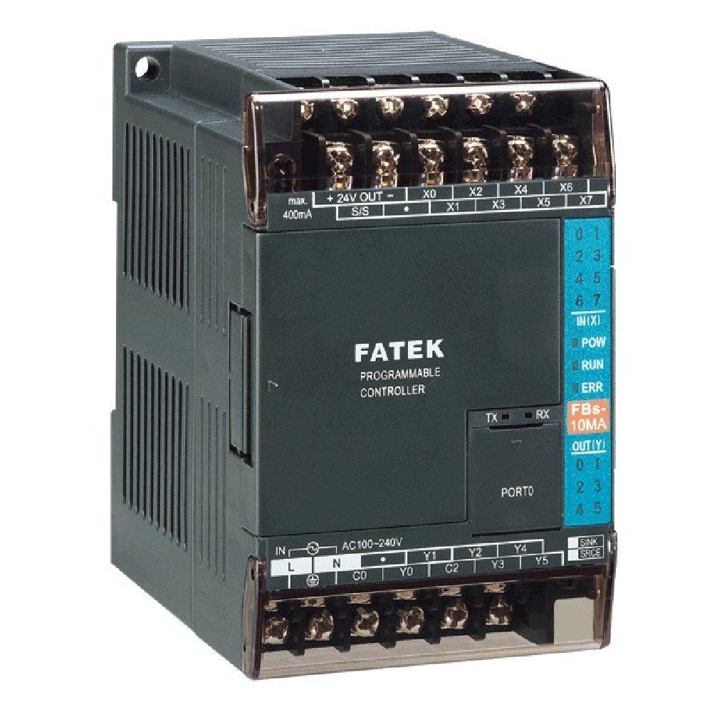 Fatek PLC Controller, FBs-10MAT2-AC (FBs-10MAT) by Unknown