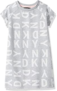 095b6517 Amazon.com: DKNY Girls' Short Sleeve T-Shirt: Clothing