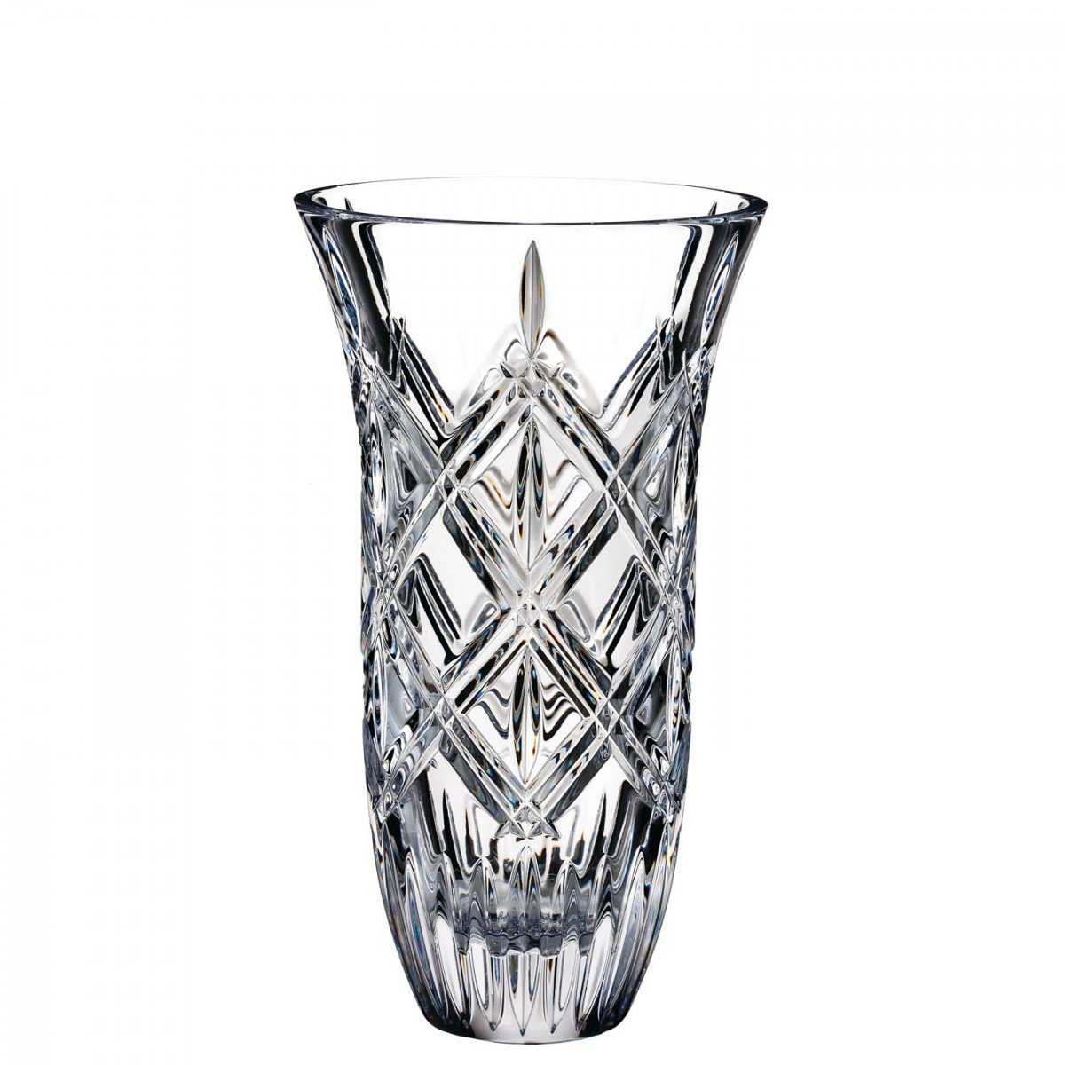 """CDM product Marquis by Waterford Lacey Vase, 9"""" big image"""
