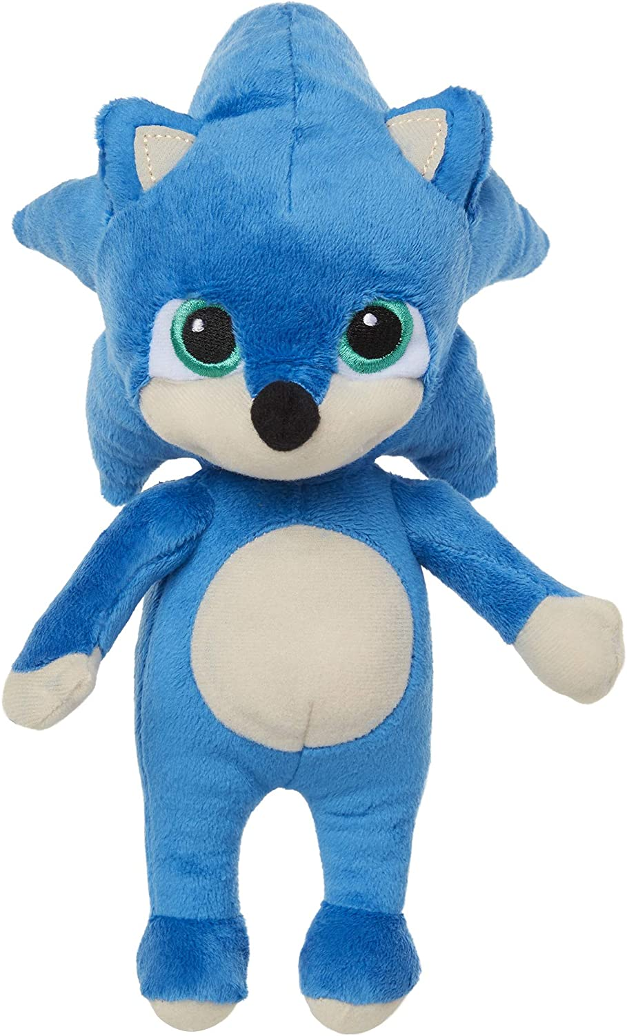 "SONIC THE HEDGEHOG 30CM PLUSH SOFT TOY  BRAND NEW WITH TAGS 12/"" FROM BIRTH"