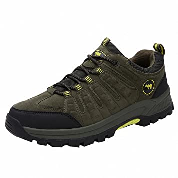 Mens Fashion Outdoor Trail Hiking Sneakers Shoes