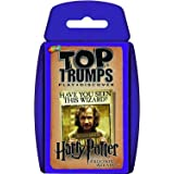Harry Potter and The Prisoner of Azkaban Top Trumps Card Game