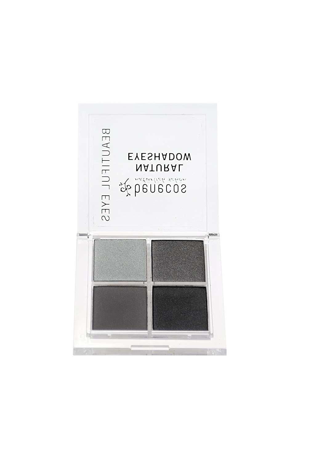 Benecos Natural Quattro Eyeshadow, Smokey Eyes Cosmondial GmbH & Co. KG B09253