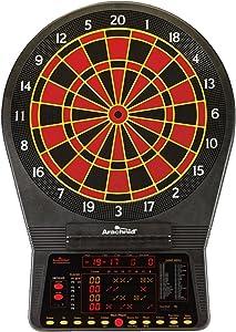 Cricket Pro 900 by Arachnid- Talking Electronic Dartboard, 15.5