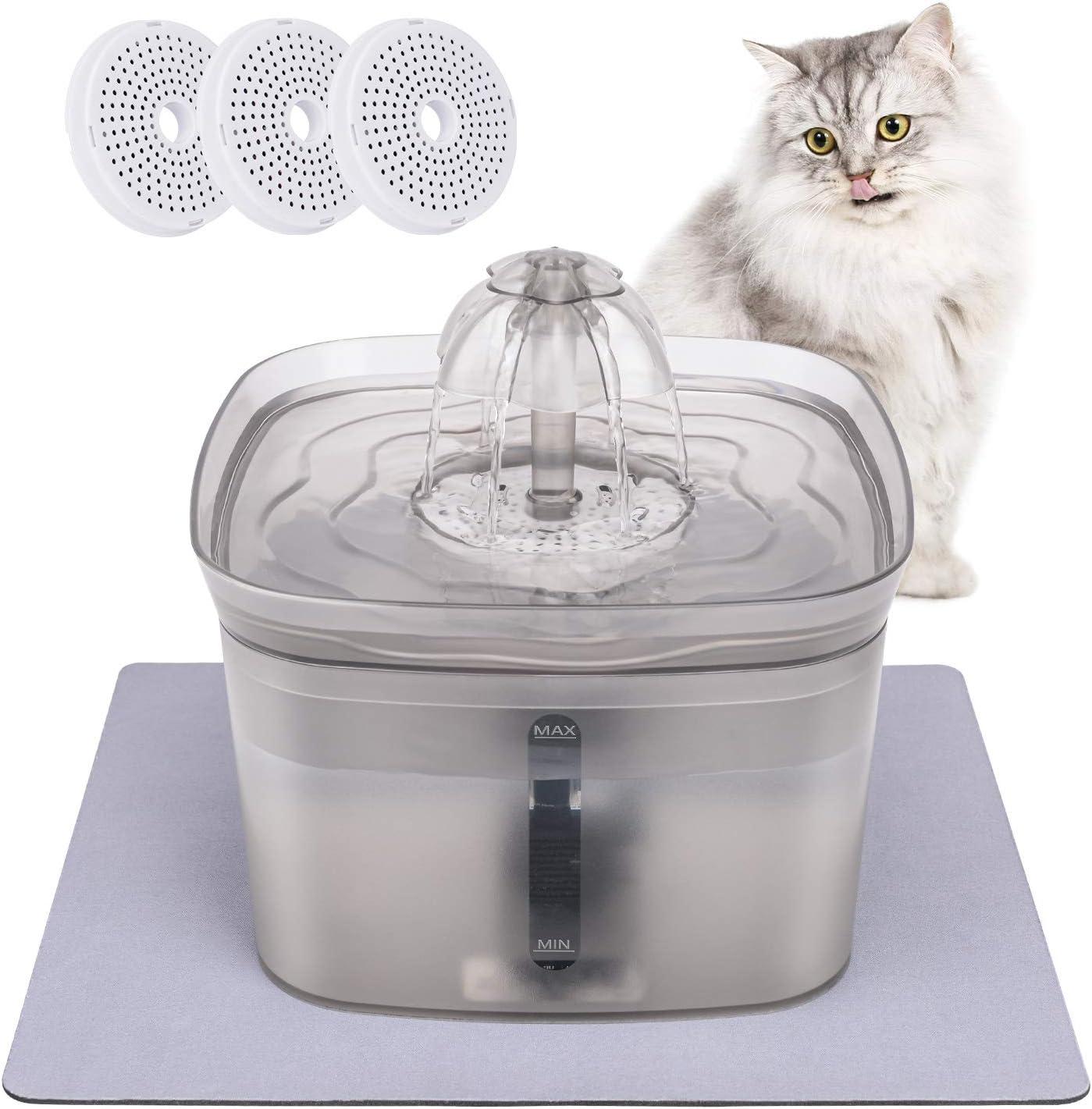 Fuente Bebedero para Gatos